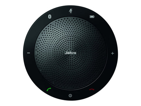 JABRA SPEAK 510 Speakerphone for UC & BT USB Conference solution 360-degree-microphone Plug&Play mute and volume button