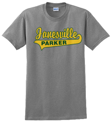 Parker Tail T-Shirt 5000