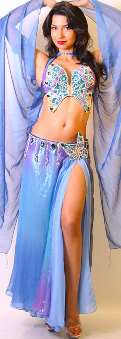 Hoda Zaki  Two-Piece Costume Costume Sale