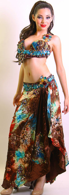 Mamdouh Salama Two-Piece Costume