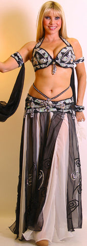 Mumtaz Two-Piece Costume