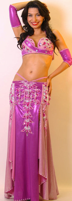 Hanan Two-Piece Costume
