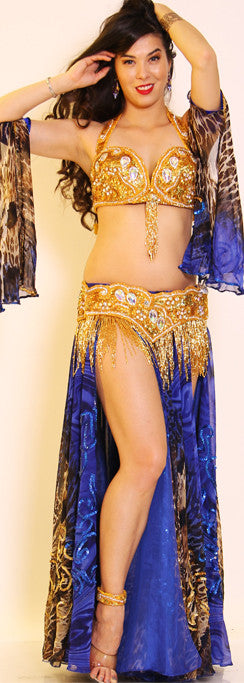Pharaonics Of Egypt Skirt/Veil Set