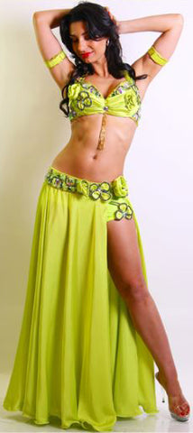 Hoda Zaki Two Piece Costume 23940