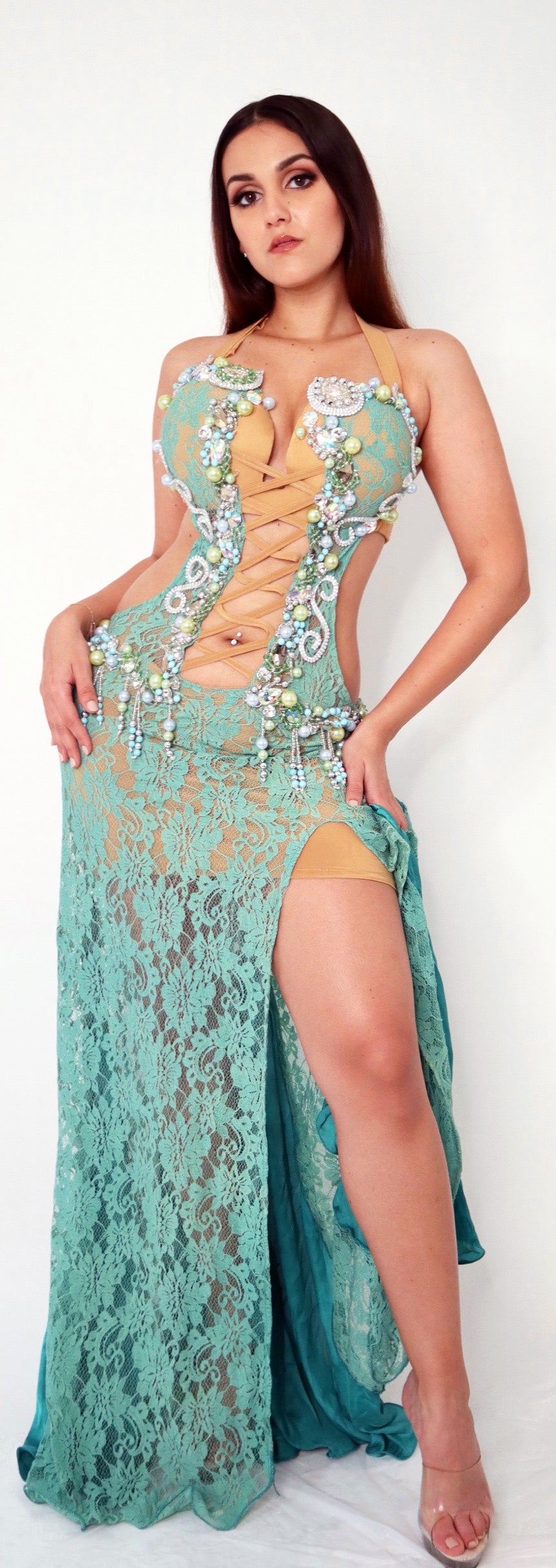 Mumtaz One-Piece Costume 24046