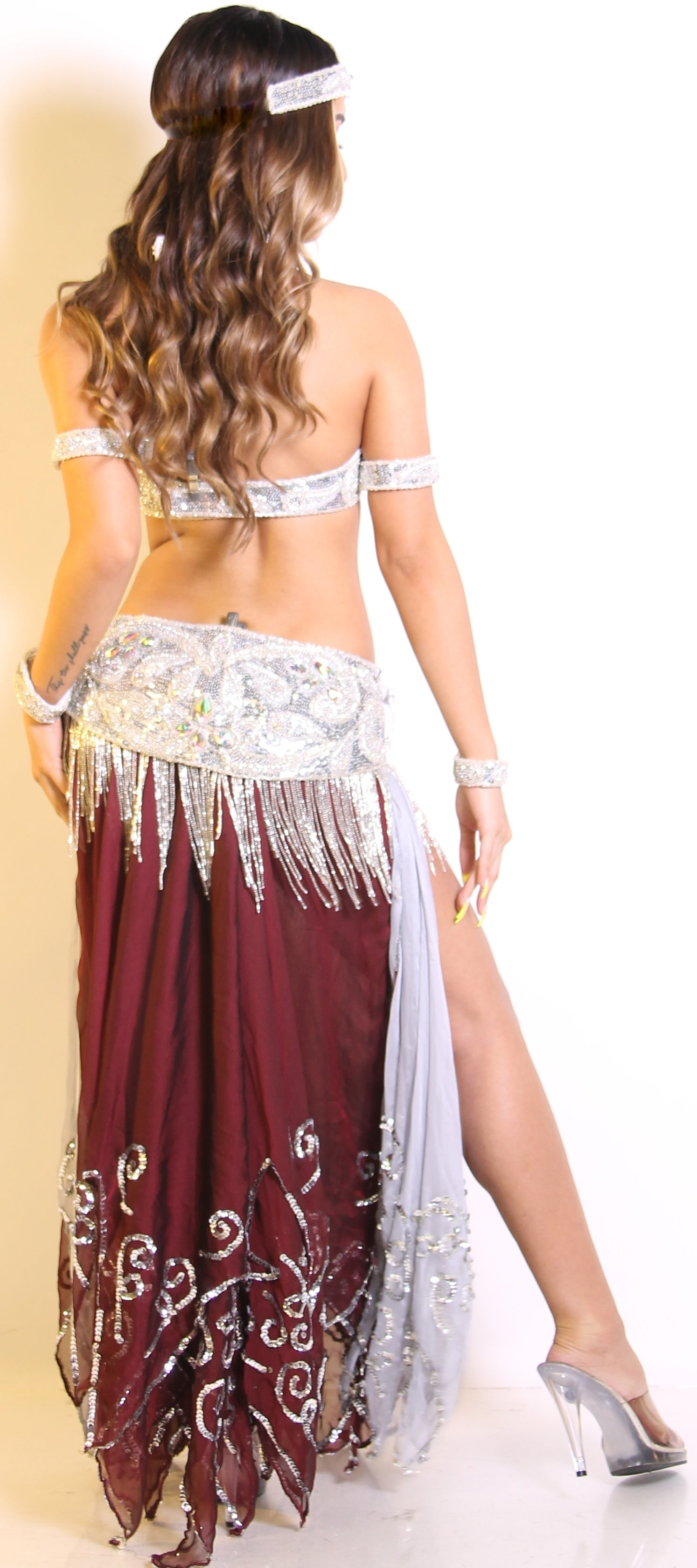 Pharaonics Of Egypt Skirt/Veil Set 23885