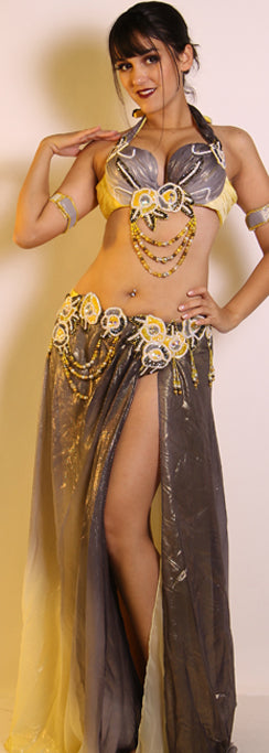 Hoda Zaki Two-Piece Costume 23910