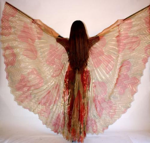 Patterned Wings