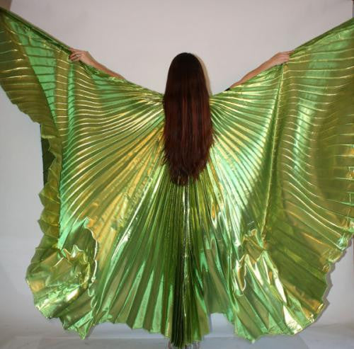 Metallic Wings