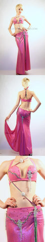 Raqia Hassan Two-Piece Costume Clearance