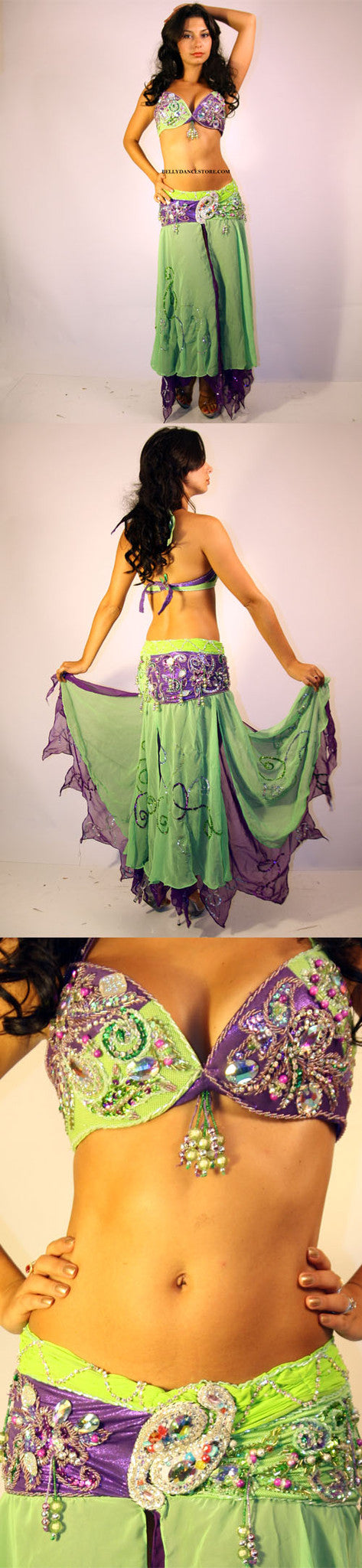 Mumtaz Two Piece Costume Clearance
