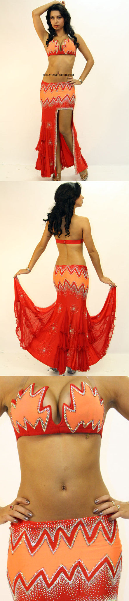 Hisham Osman Two-Piece Costume
