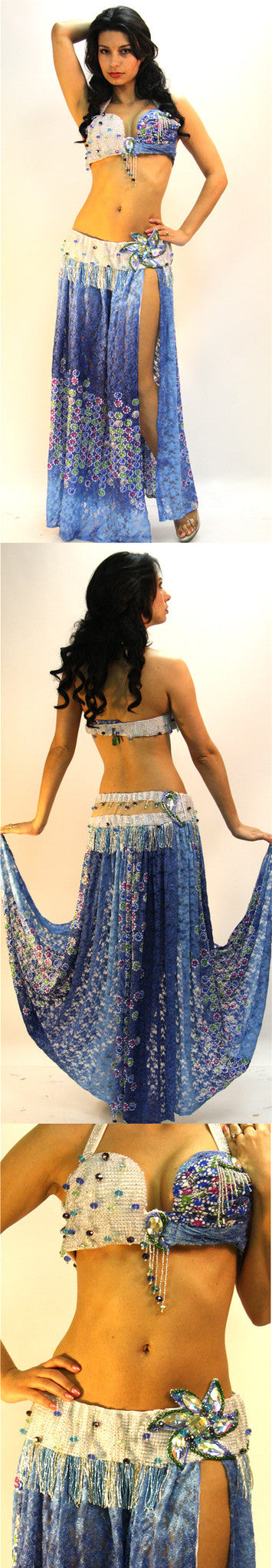 Nabila Two-Piece Costume