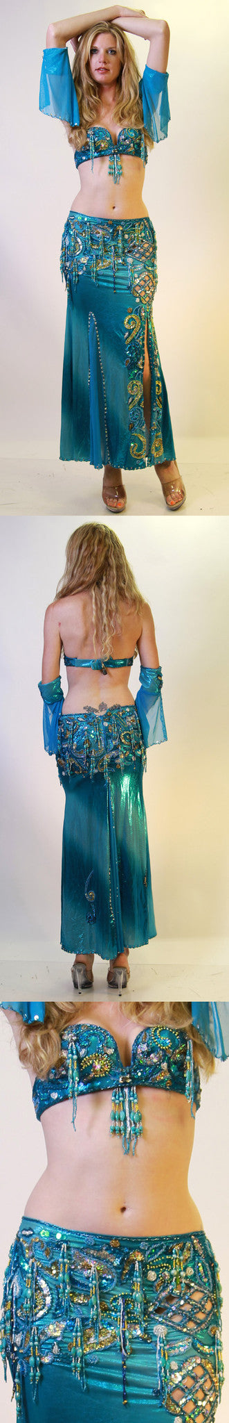 Two-Piece Costume