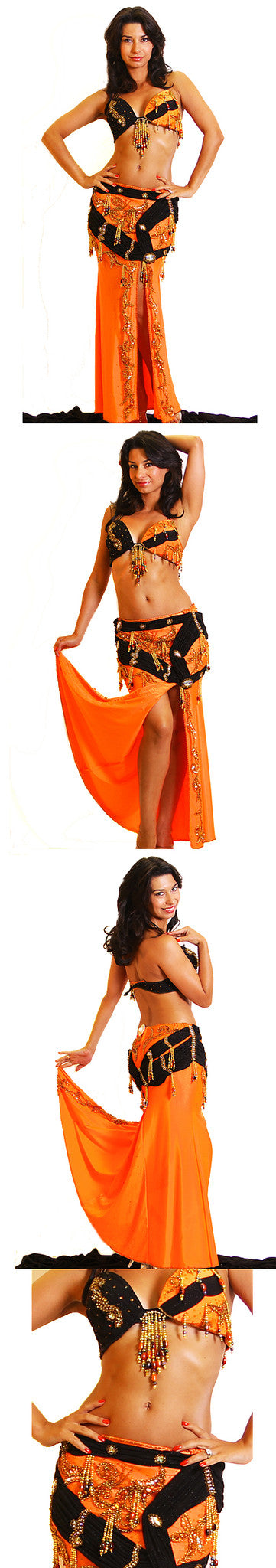 Mumtaz Two-Piece Costume Costume Sale