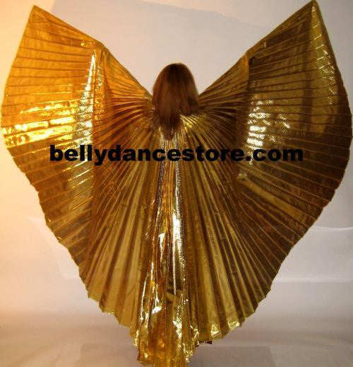 Metallic Wings Clearance