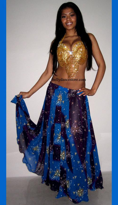 Bollywood Skirt Costume Sale