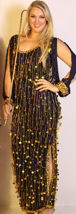 Galabeya Fringe Dress 23800