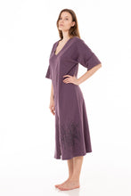 Load image into Gallery viewer, Leisure dress in purple