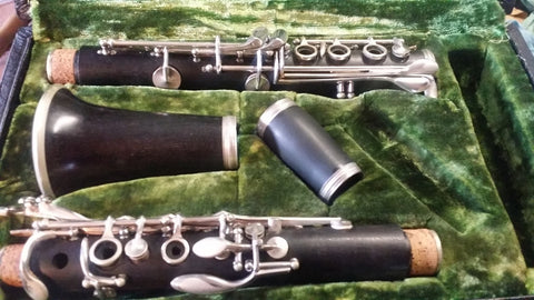 Boosey & Hawkes 2-20 Wooden Clarinet