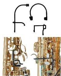 Saxophone Key Clamps