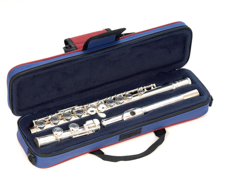 JP011 MKII Flute C Silver Plated