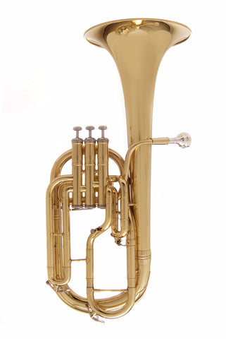 "JP172 Tenor Horn by John Packer, Nickel valves, 8"" Bell"