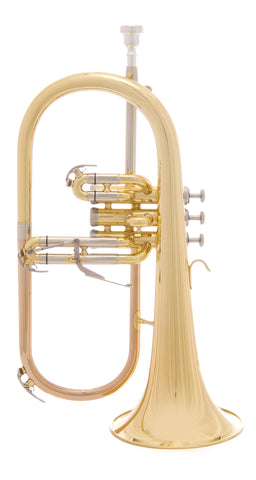 "JP175 Flugel Horn by John Packer, 6"" bell"