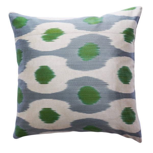 Amelia Silk Cushion