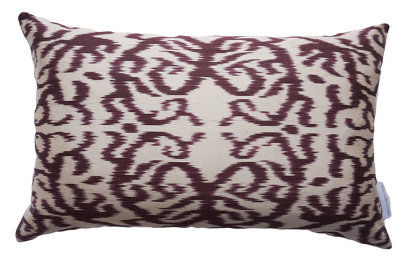 Carina Silk Cushion