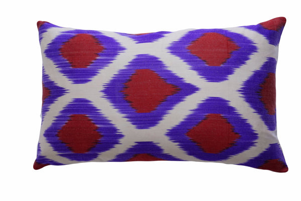 Georgina Silk Cushion