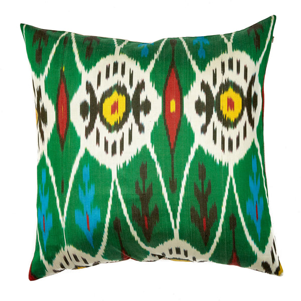 Isla Silk Cushion