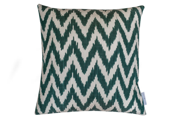 Helena Silk Cushion