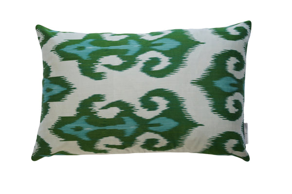 Leona Silk Cushion