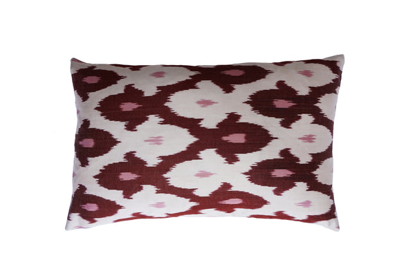 Nina Silk Cushion