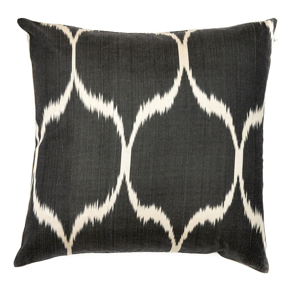 Olivia Silk Cushion