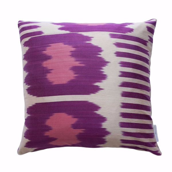 Paloma Silk Cushion