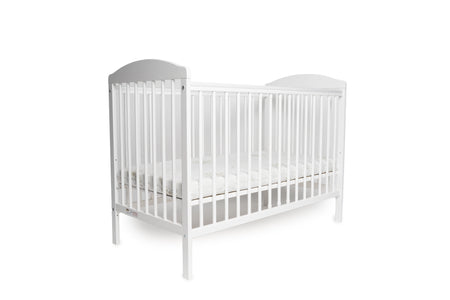 Tomi 7 baby cot with mattress