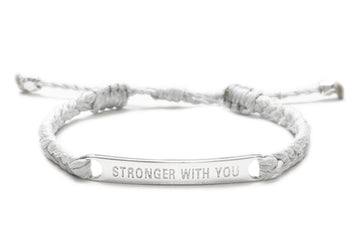 Stronger With You - Grey