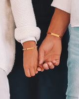 Stronger With You Bracelet - Beige