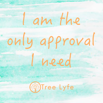 I am the approval I need