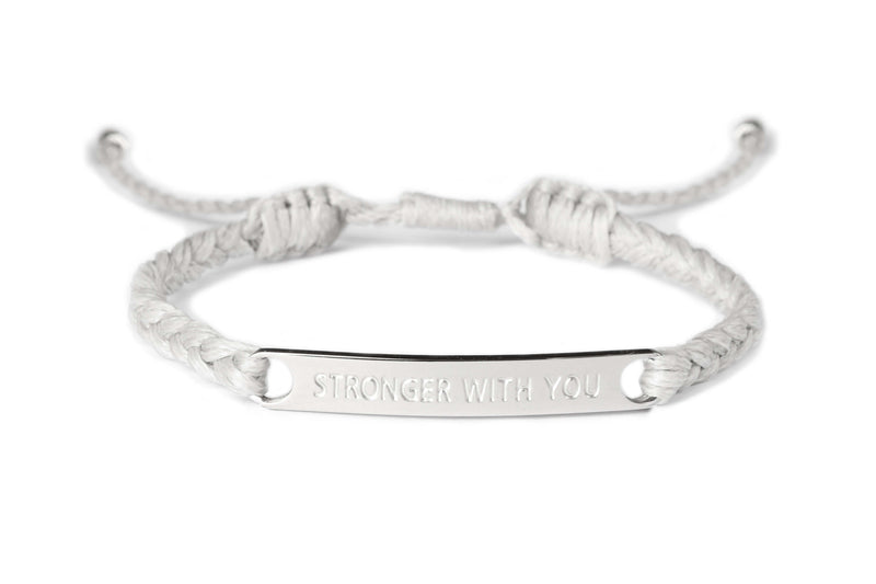 Stronger With You Bracelet