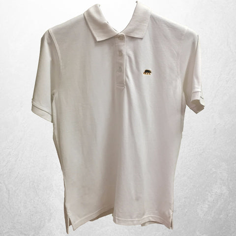The Waco Polo - White - Bailes Brothers Clothiers  - 3