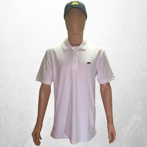 The Waco Polo - White