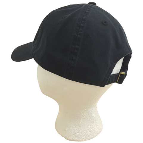 The Baylor Basketball Interlocking BU Hat - Black - Bailes Brothers Clothiers  - 6