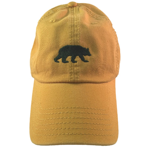 The Waco Hat - Gold - Bailes Brothers Clothiers  - 2