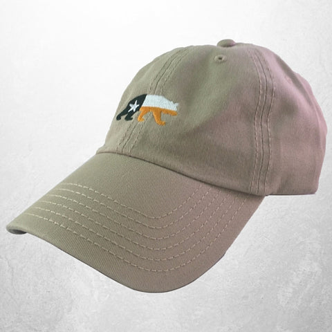 The Lone Star Waco Hat - Khaki - Bailes Brothers Clothiers  - 3