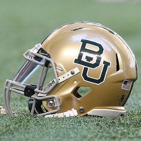The Baylor Gold Interlocking BU Hat - Bailes Brothers Clothiers  - 4