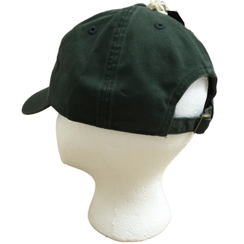 The Baylor Green Interlocking BU Hat - Bailes Brothers Clothiers  - 6