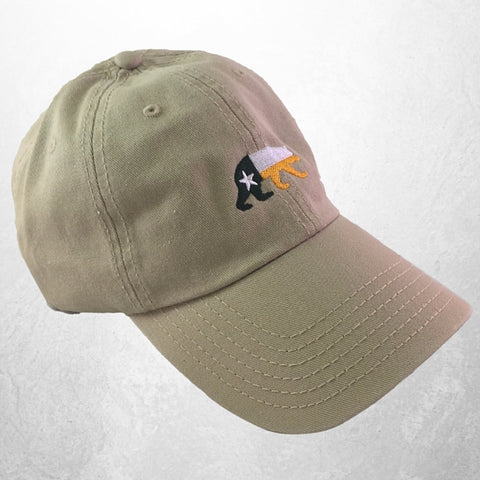 The Lone Star Waco Hat - Khaki - Bailes Brothers Clothiers  - 5